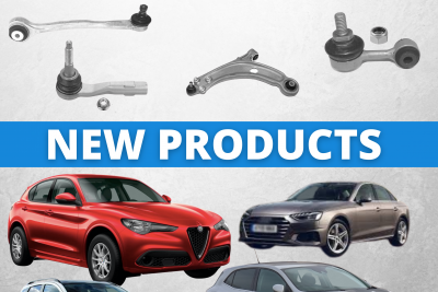 NEW PRODUCT AVAILABILITY – MARCH 2021