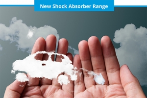 NEW OCAP SHOCK ABSORBER RANGE, FOR A SAFE AND COMFORTABLE DRIVING